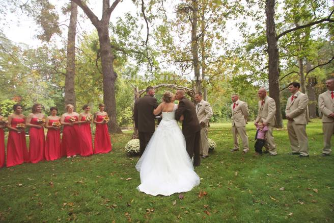 Father of Bride Stops the Wedding to Bring Stepdad up Front