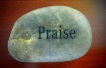 Praise, Luke 19:40